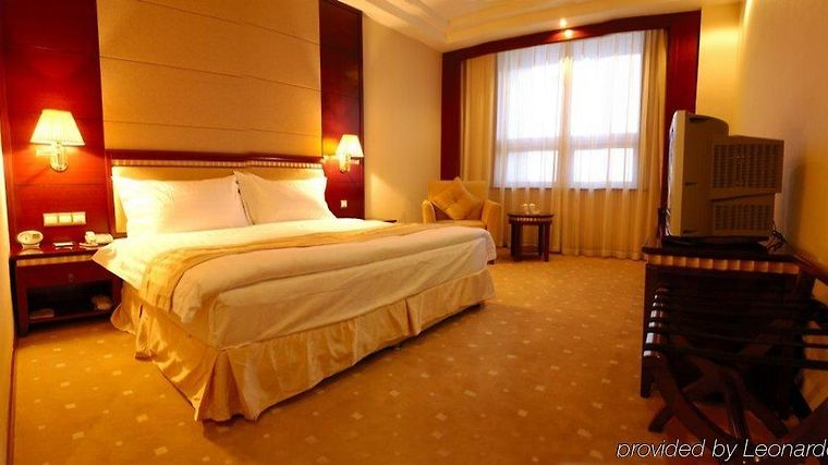 Hua Chen International Hotel Room