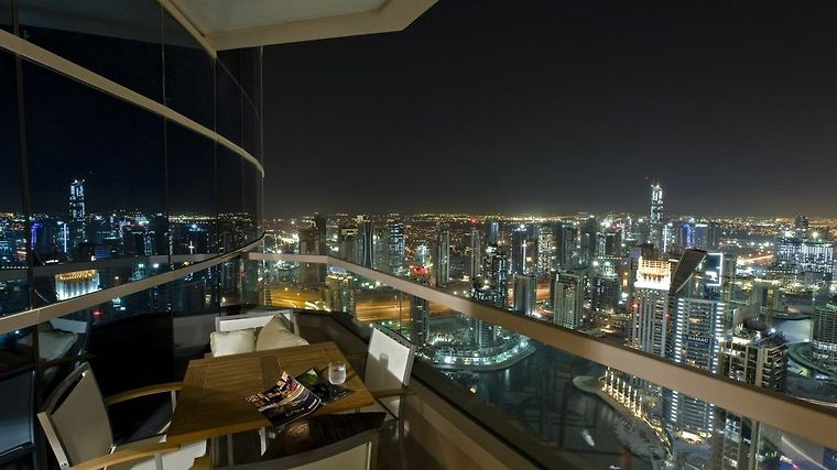Dubai Marriott Harbour Hotel & Suites Exterior Hotel information