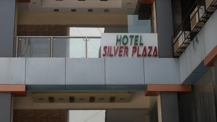 Hotel Silver Plaza Exterior Hotel information