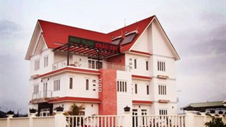Chau Thu Guesthouse Ha Tien Exterior Hotel information