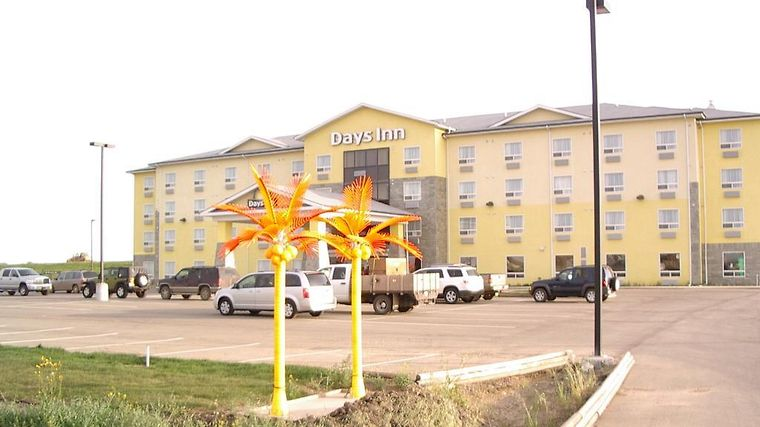 Days Inn Grande Prairie photos Exterior Hotel information