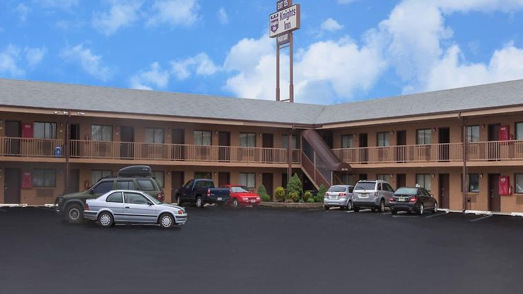 Knights Inn South Amboy/Garden State Parkway South Exit 125 Exterior Hotel information