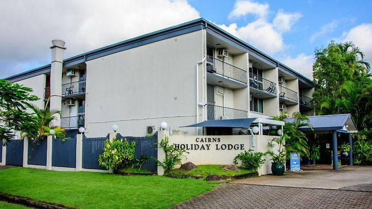 Cairns Holiday Lodge Exterior Hotel information