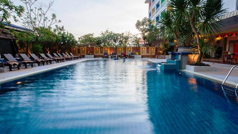 The Ninth Pattaya Exterior Hotel information
