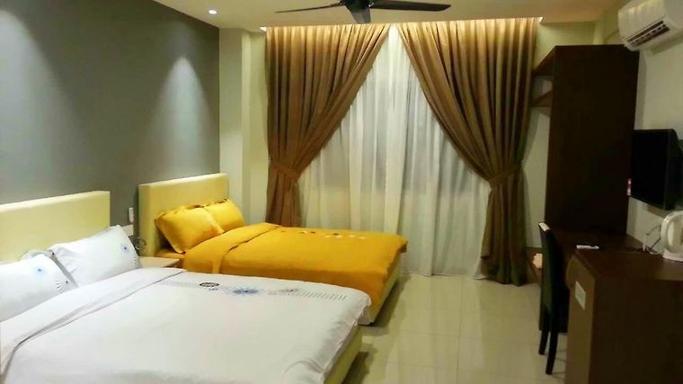 Malacca Hotel Apartment Exterior Hotel information