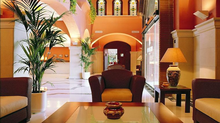 Abades Guadix Exterior Hotel information