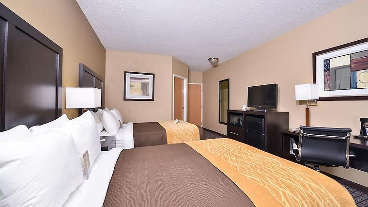 Comfort Inn Lebanon Valley-Ft. Indiantown Gap Room