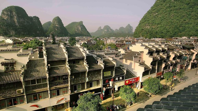 Yangshuo West Street Vista Hotel photos Exterior