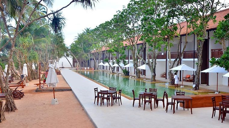 Pandanus Beach Resort & Spa Exterior Hotel information