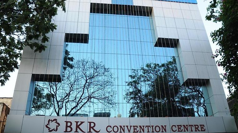 Bkr Convention Centre Exterior