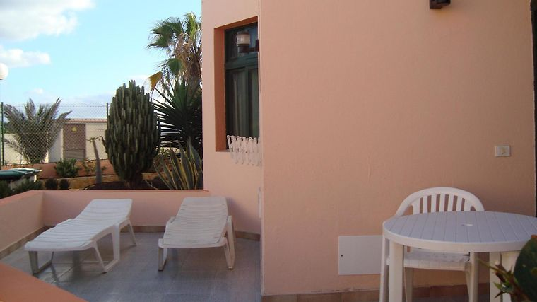 Castillo Playa Bungalows Exterior