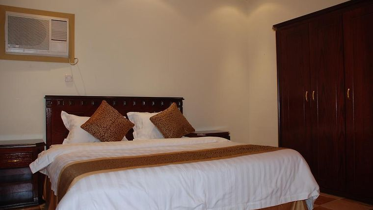 Hayatt Al Oqsor Furnished Apartments Room