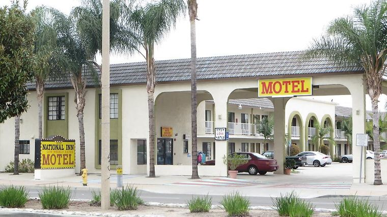 HOTEL NATIONAL INN GARDEN GROVE CA 2 United States from US