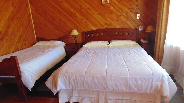 Alto Villarrica Resort Room