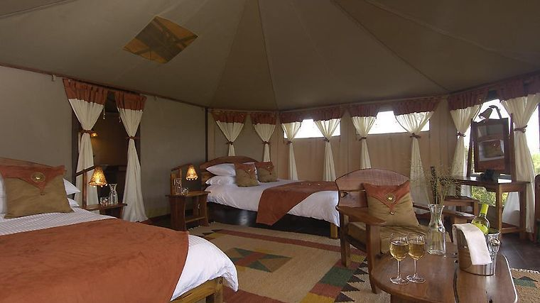 Tipilikwani Mara Camp Room
