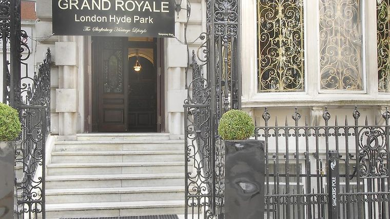 Grand Royale London Hyde Park Hotel Exterior Hotel information