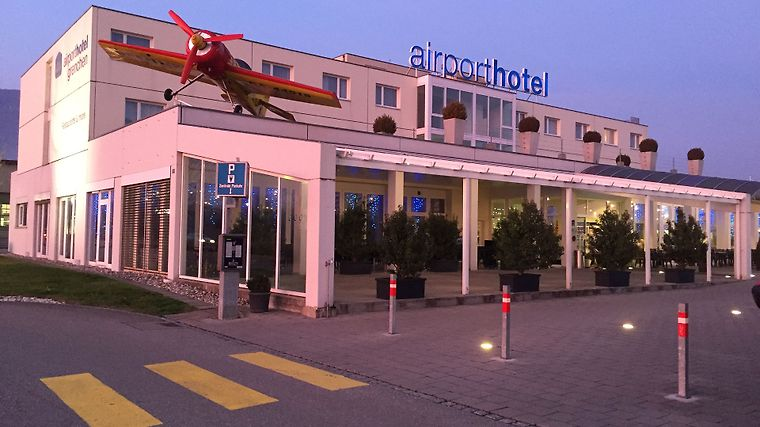 Airporthotel Grenchen photos Exterior