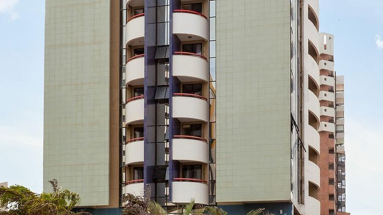 Solare Sao Luis Number One Exterior Hotel information