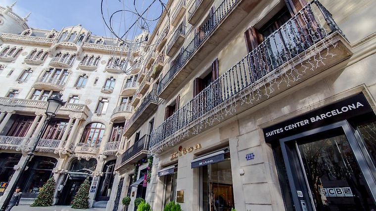 Hotel Suites Center Barcelona 4 Spain From Us 211 Booked