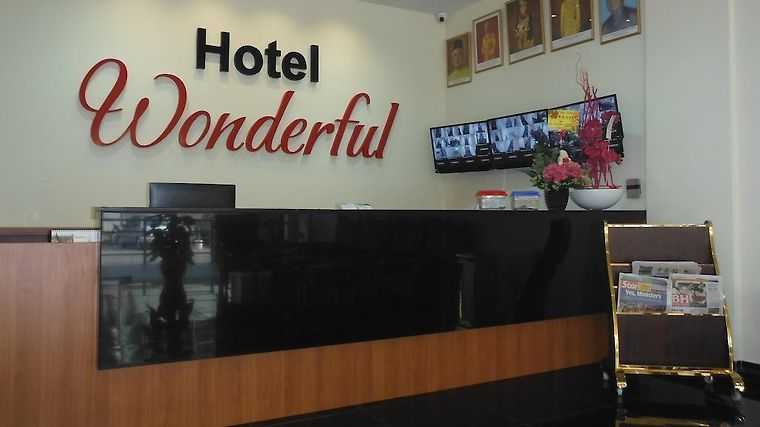 Hotel Wonderful Klang Exterior Hotel information