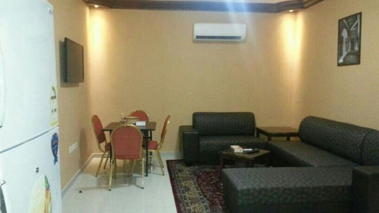 Diwan Al Aseel Apartment Room