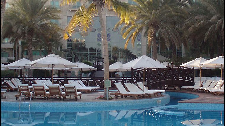 Grand Hyatt Muscat Hotel photos Exterior