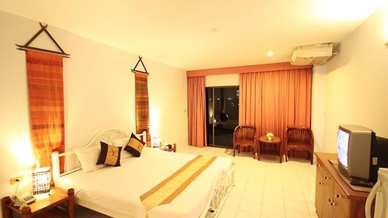 Eden Pattaya Room