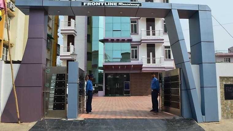 Frontline Residency Exterior Hotel information