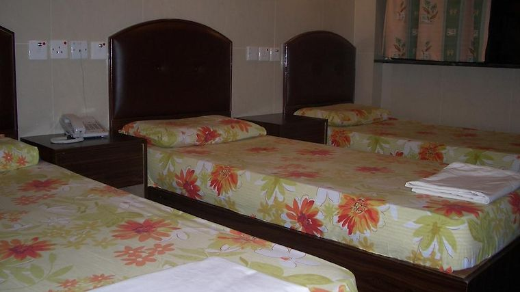Downtown Backpackers Exterior Hotel information