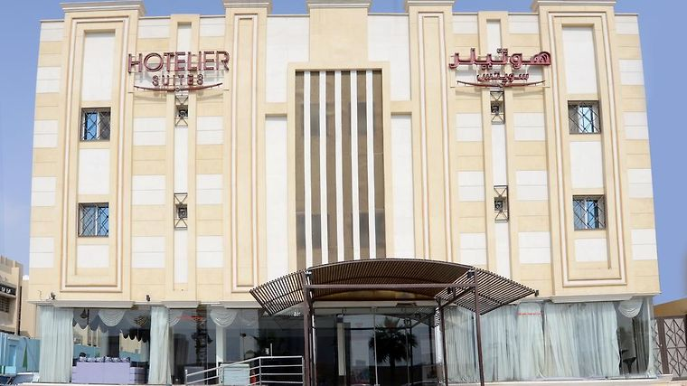 Hotelier Suites photos Exterior Hotel information