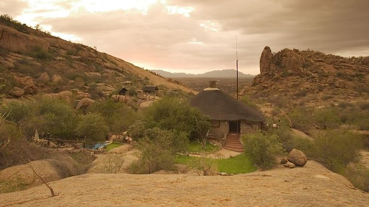 Erongo Wilderness Lodge Exterior Hotel information