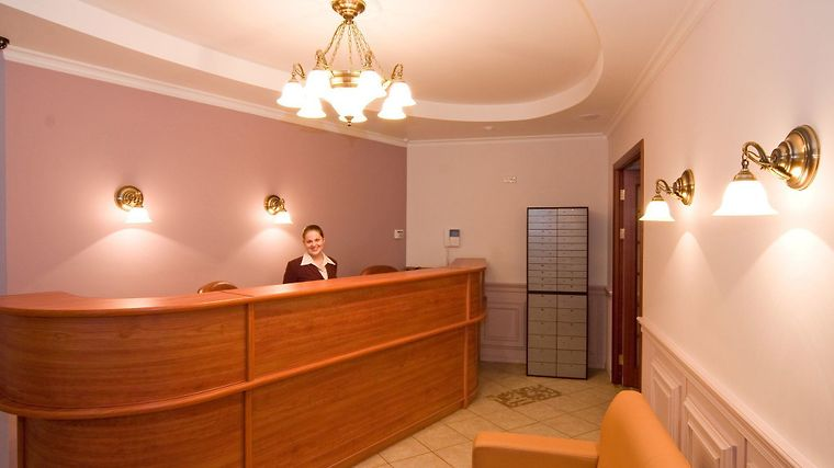 City Hotel Comfitel Saint Petersburg Interior