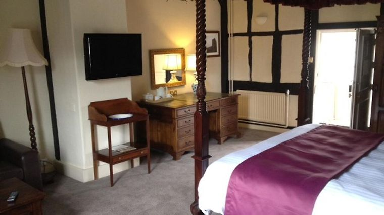 The Bell Hotel Thetford Room Hotel information
