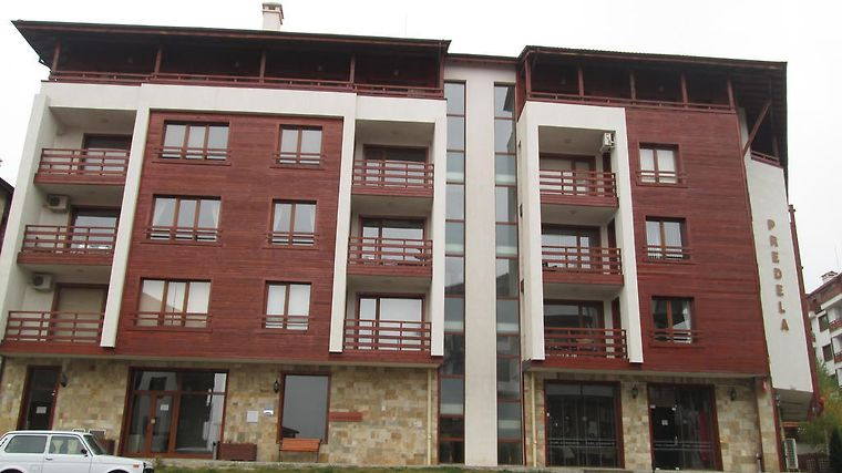 Predela 1 Holiday Apartments Exterior Hotel information