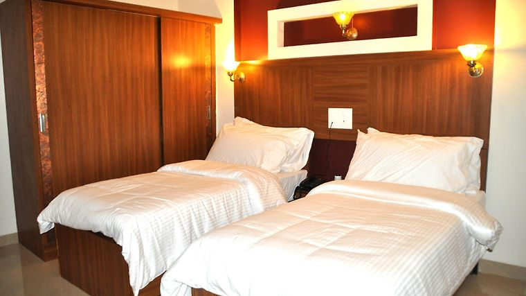The Bhopal Grande Apartment Exterior Hotel information