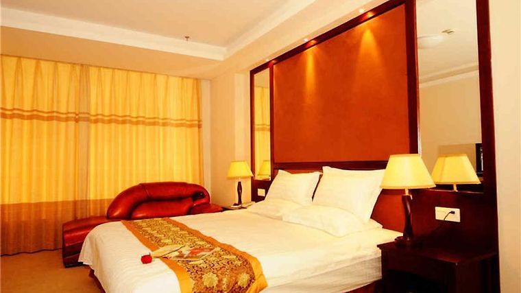 Greentree Eastern Changzhou North Zhulin Road Hotel photos Room