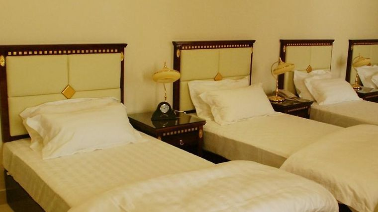 City Hotel Salalah Room