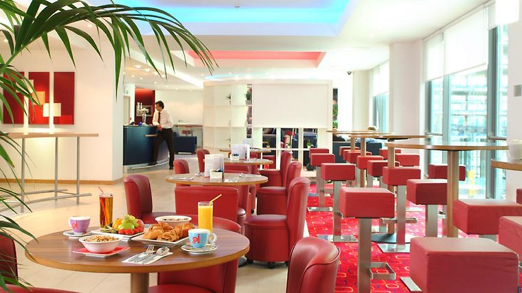 Ramada Encore Milton Keynes photos Restaurant Hotel information