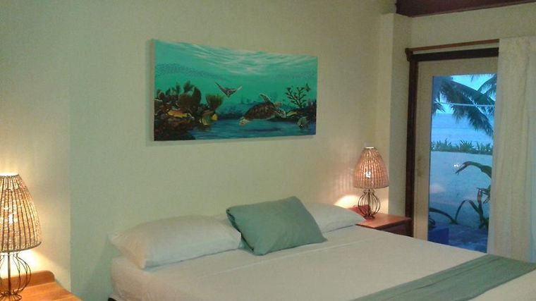Ambergris Divers Resort Room