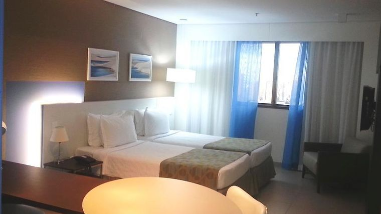 Intercity Salvador Exterior Hotel information