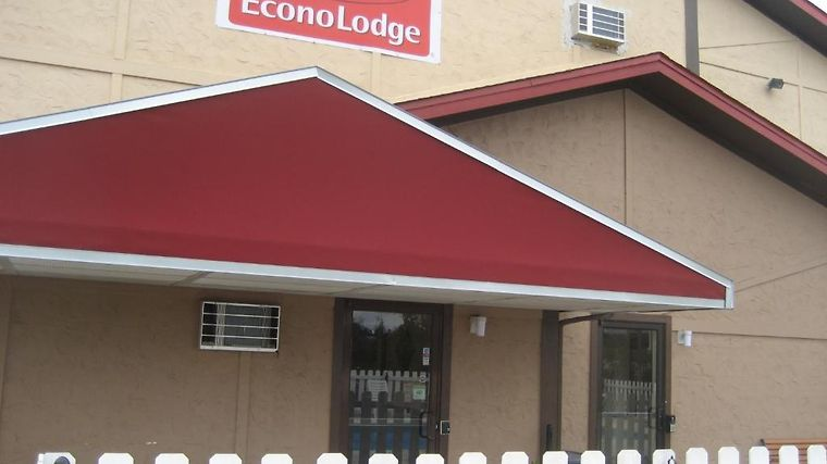 Econo Lodge Pensacola photos Exterior Econolodge Pensacola