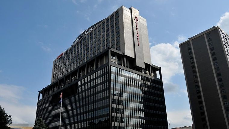 Pittsburgh Marriott City Center Exterior Hotel information