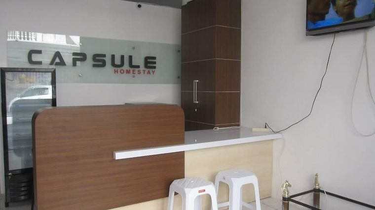 Capsule Homestay photos Exterior Hotel information