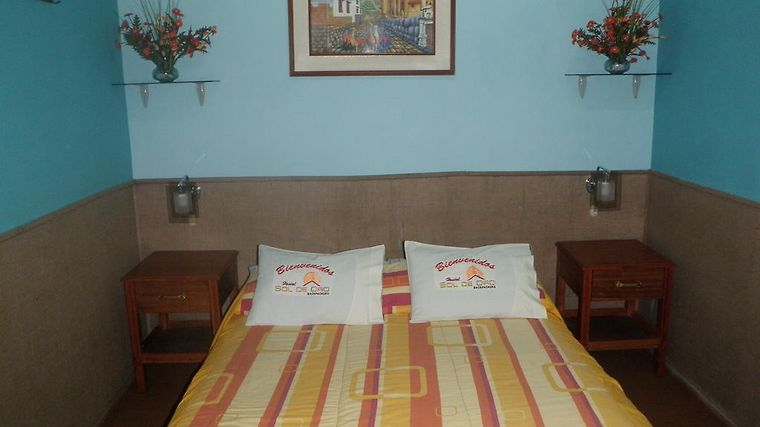 Hostal Sol De Oro Room