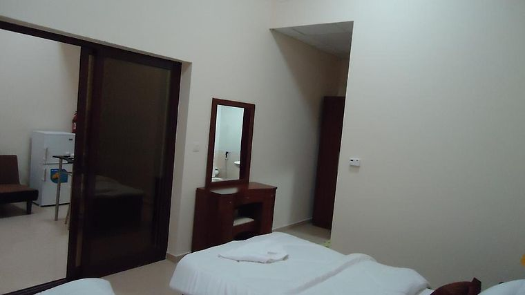 Al Hilli Hotel Apartments Room