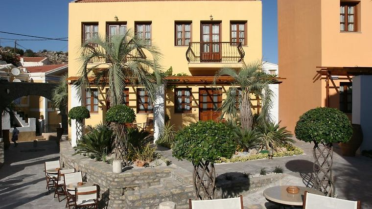 Iapetos Village Exterior Hotel information