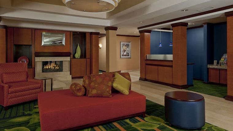 Fairfield Inn & Suites Brunswick Freeport Interior Hotel information