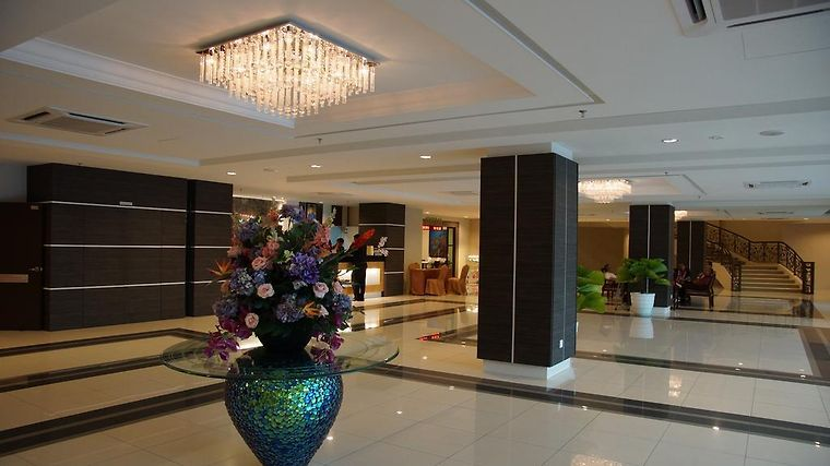 Mh Sentral Exterior Hotel information