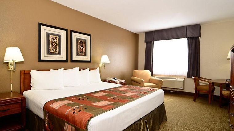Best Western Tulalip Inn Room