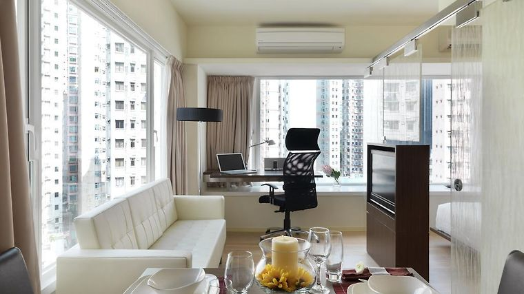 Fraser Suites Hongkong photos Room
